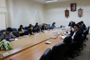 ประชุมคณะกรรมการประจำสถาบันวิจัยและพัฒนา ครั้งที่ 2/2562